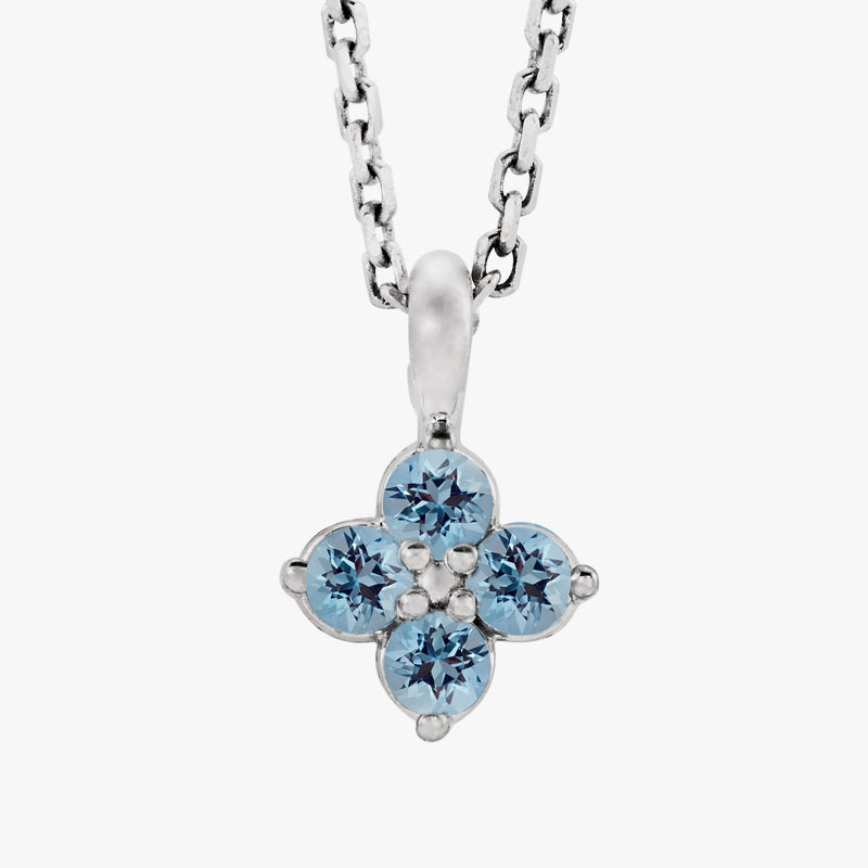 Youth Birthstone Necklace