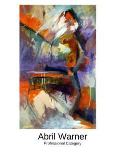 Abril Warner Canvas to Cuff Art Show Submission 2019 in Farmington, Missouri