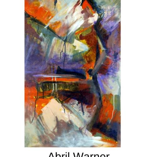 Abril Warner Canvas to Cuff Art Show Submission 2019 in Farmington, Missouri