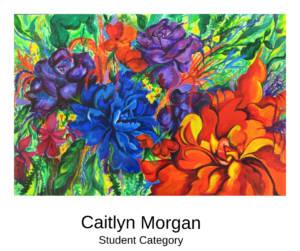 Caitlyn Morgan Canvas to Cuff Art Show Submission 2019 in Farmington, Missouri
