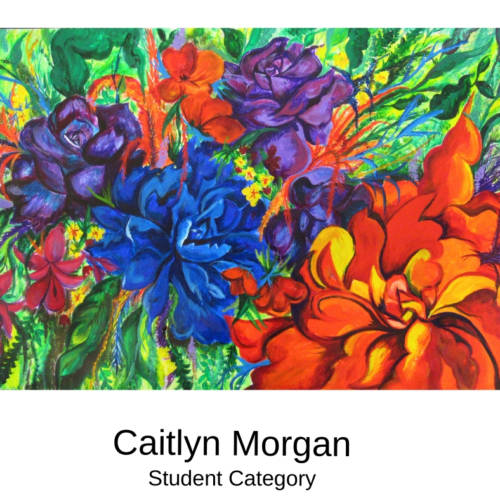 Caitlyn Morgan Canvas to Cuff Art Show Submission 2019 in Farmington, Missouri