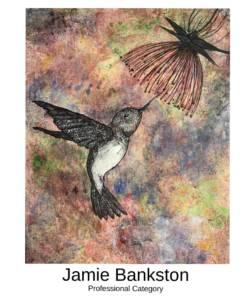 Jamie Bankston Canvas to Cuff Art Show Submission 2019 in Farmington, Missouri
