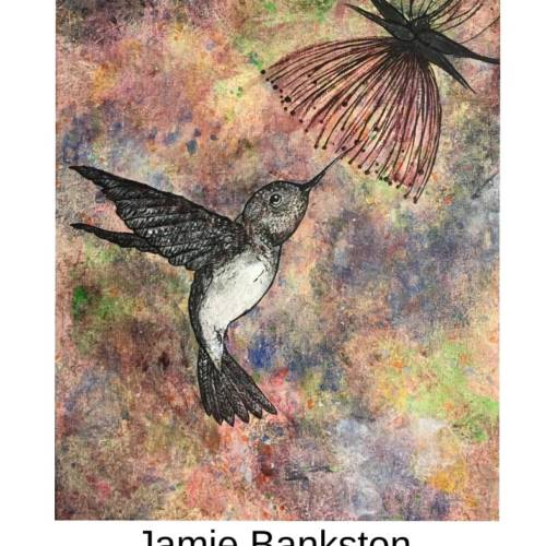 Jamie Bankston Canvas to Cuff Art Show Submission 2019 in Farmington, Missouri