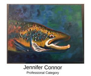 Jennifer Connor Canvas to Cuff Art Show Submission 2019 in Farmington, Missouri