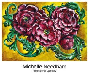Michelle Needham Canvas to Cuff Entry at Diamonds & More Jewelers, Farmington, Missouri