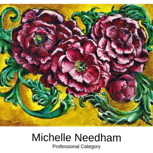 Michelle Needham Canvas to Cuff Entry at Diamonds & More Jewelers, Farmington, Missouri
