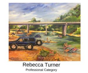 Rebecca Turner Canvas to Cuff Art Show Submission 2019 in Farmington, Missouri