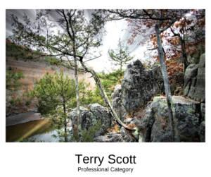 Terry Scott Canvas to Cuff Entry at Diamonds & More Jewelers, Farmington, Missouri