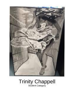 Trinity Chappell Canvas to Cuff Art Show Submission 2019 in Farmington, Missouri